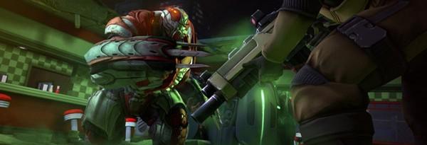 Обзор демо XCOM: Enemy Unknown