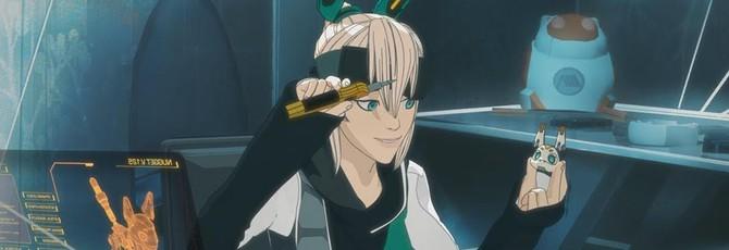 Мэйси Уильямс присоединилась к касту мультсериала gen:Lock