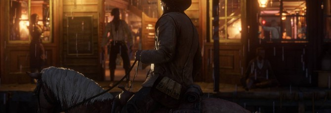 Rockstar развила идею живого и насыщенного мира в Red Dead Redemption 2