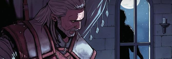 The Witcher получит еще одну мини-серию комиксов