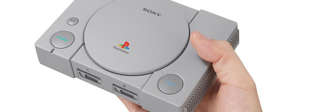 Sony выпустит консоль PlayStation Classic с дизайном и играми оригинальной PS