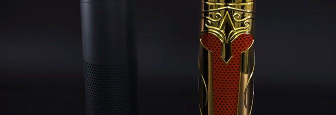 Ubisoft выпустила спартанскую озвучку для умной колонки Amazon