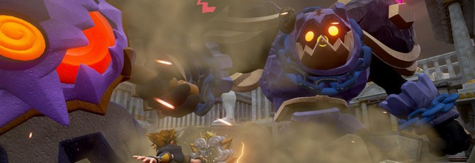 """TGS 2018: Олимп и мир """"Истории игрушек"""" в новом геймплее Kingdom Hearts III"""
