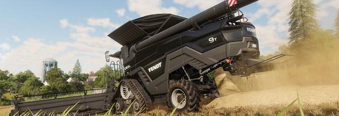 Геймплейный трейлер Farming Simulator 19