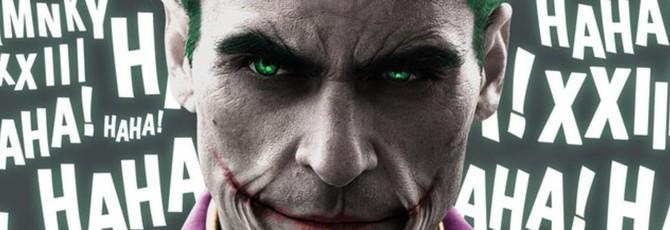 Первые кадры с Хоакином Фениксом в образе Джокера