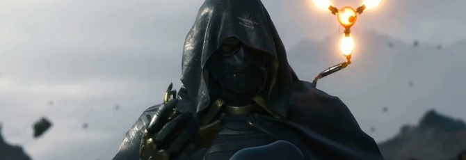 TGS 2018: Новый трейлер Death Stranding