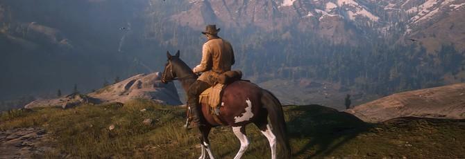 Вы можете потерять счет времени в мире Red Dead Redemption 2