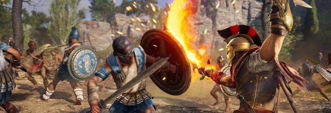 Трейлер коллекционного издания Assassin's Creed Odyssey