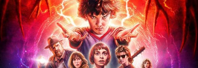 Netflix намерен создать игру по Stranger Things без Telltale