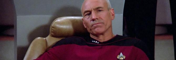 Патрик Стюарт приступил к созданию сценария для нового Star Trek