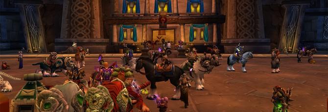 Демо World of Warcraft Classic для владельцев виртуальных билетов BlizzCon 2018