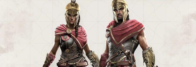 В будущих играх Assassin's Creed можно будет выбирать пол персонажа