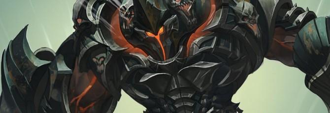 Заглавная тема Гнева в Darksiders 3