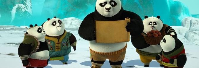 Первый трейлер мультсериала Kung Fu Panda: The Paws of Destiny