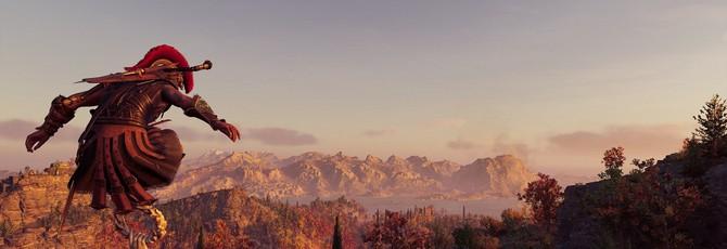Свежий патч для Assassin's Creed Odyssey уменьшает время загрузки