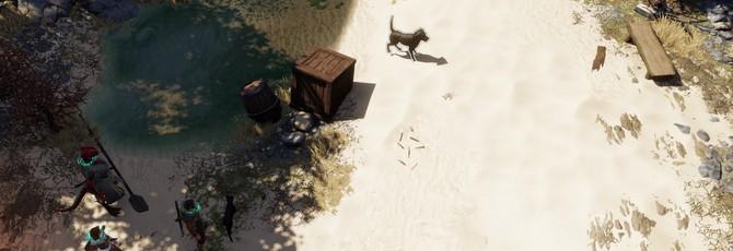 Кличка собаки стала рабочим названием новой игры Larian Studios