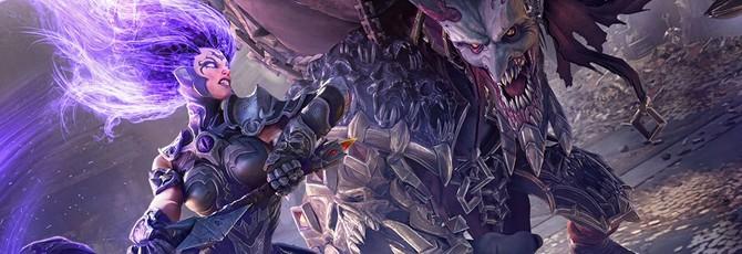 Ярость принимает силовой облик в новом трейлере Darksiders 3