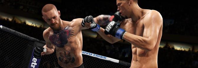EA выпустила специальное издание UFC 3 в преддверии боя МакГрегора и Хабиба