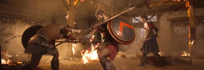 Алексиос из Assassin's Creed Odyssey ответил на пользовательские комментарии
