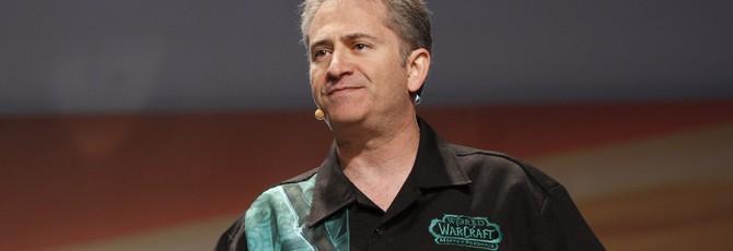 Майкл Морхейм покинул президентский пост Blizzard Entertainment