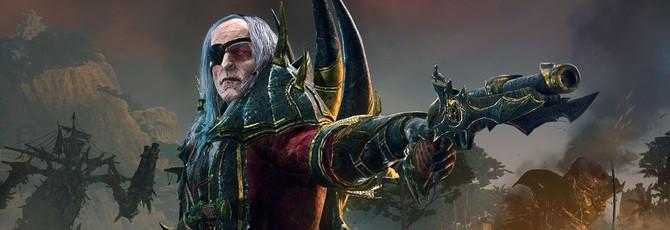 Трейлер и дата выхода Curse of the Vampire Coast — дополнения для Total War: Warhammer 2