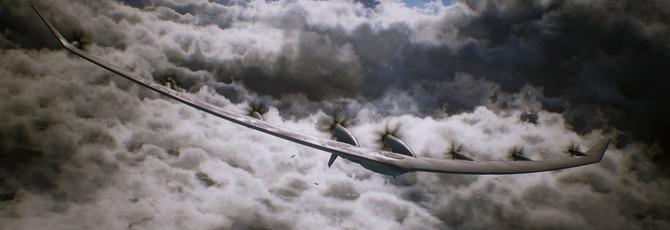 Европейская версия коллекционки Ace Combat 7 включает самолёт