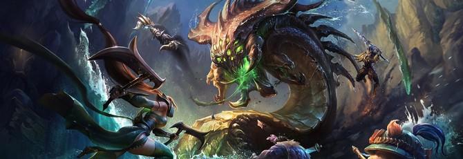 Riot Games работает над ещё одной большой игрой