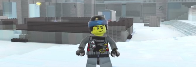 В LEGO Worlds воссоздали остров из Metal Gear Solid
