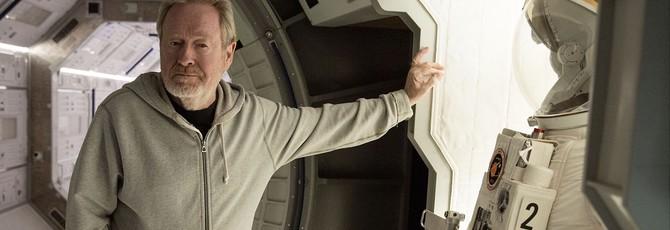 Ридли Скотт выпустит сериал про андроидов