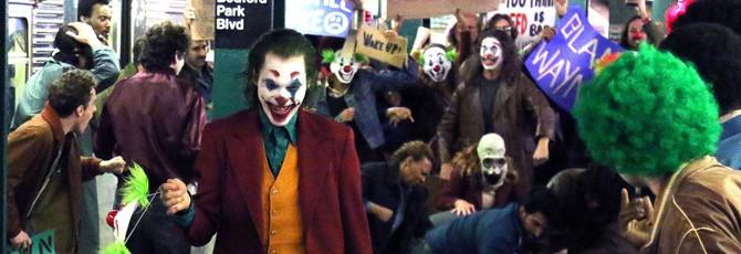 """Во время съёмок """"Джокера"""" произошёл неприятный инцидент"""