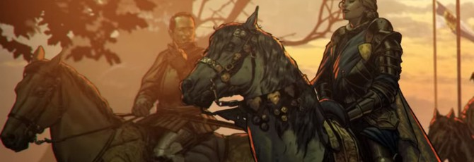 37 минут геймплея Thronebreaker: The Witcher Tales