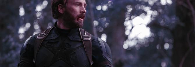 """Последняя фраза Криса Эванса на съемках четвертых """"Мстителей"""" была скучной"""