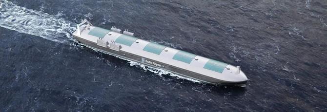 Rolls-Royce и Intel разрабатывают автономные морские суда