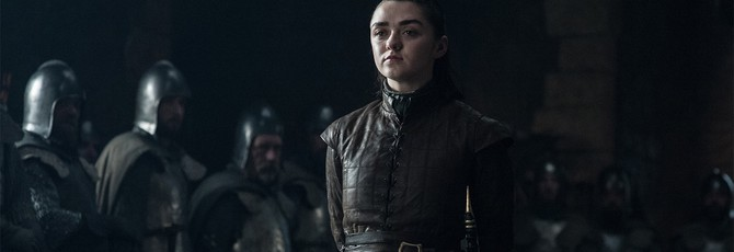 """Мэйси Уильямс закончила съемки в """"Игре престолов"""" в одиночку"""
