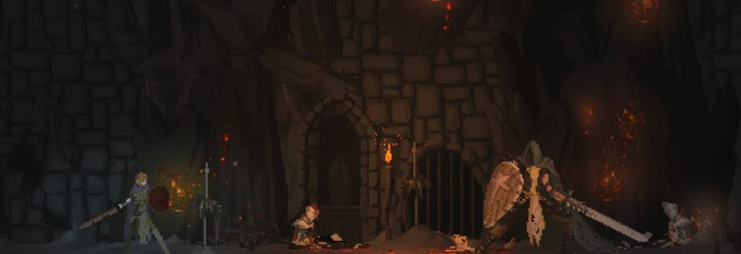 Релиз готической метроидвании Dark Devotion отложен