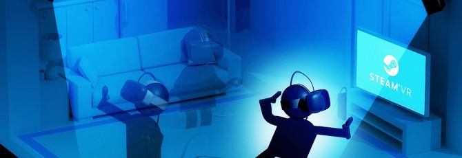 Valve реализовала новую технологию для SteamVR
