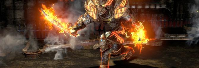 Path of Exile получила рейтинг для PS4