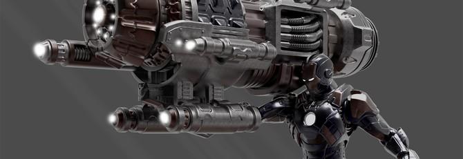"""Слух: У Железного Человека в фильме """"Мстители 4"""" будет протонная пушка"""