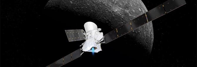 К Меркурию отправилось два новых космических аппарата