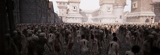 Трейлер The Black Masses представляет освещение с 6000 NPC на экране