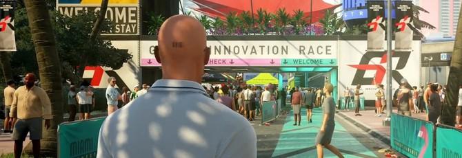 Новый трейлер показывает все локации Hitman 2