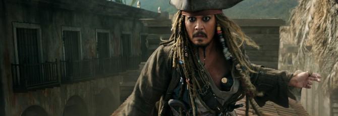 """Disney может перезапустить """"Пиратов Карибского моря"""""""