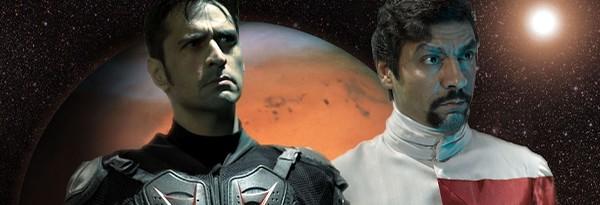 Вышел фанатский фильм Mass Effect
