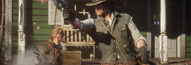 Как заработать деньги в Red Dead Redemption 2