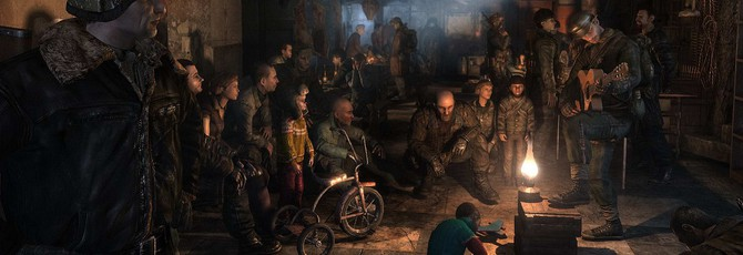 Deep Silver бесплатно раздает Metro 2033 в Steam
