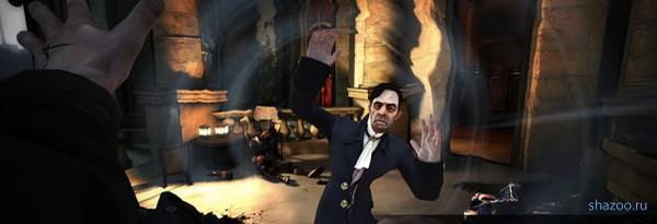 Гайд Dishonored: Силы и Апгрейды