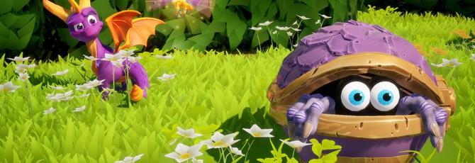 В ноябре выйдет бандл ремастеров Spyro и Crash Bandicoot