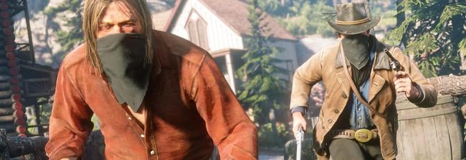 UK-чарт: Red Dead Redemption 2 стартовала в два раза успешнее оригинала