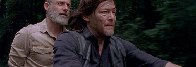 """Следующий эпизод """"Ходячих мертвецов"""" станет последним для Рика Граймса"""