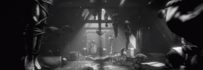 Дебютный трейлер хоррора Maid of Sker